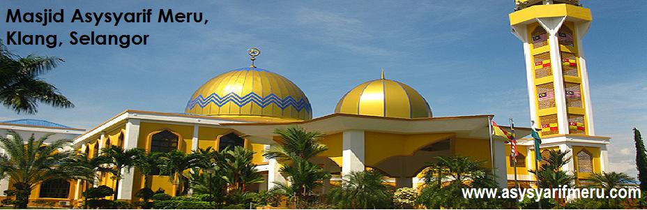 Masjid AsySyarif Meru