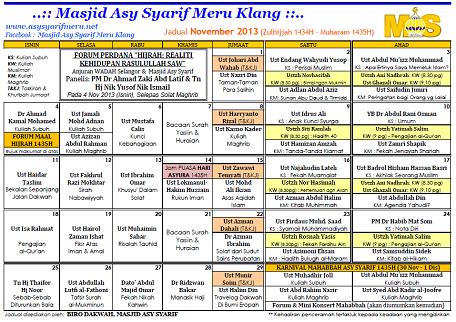 JADUAL MAS - 11-2013x
