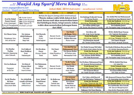 JADUAL MAS - 03-2014 - web