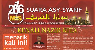 Buletin Suara Asy Syarif Meru – April 2016
