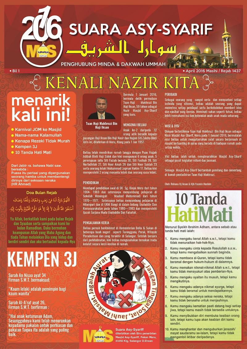 SUARA ASY-SYARIFF 2016 PG 1-2-01