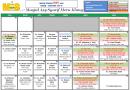 Jadual Kuliah/Pengajian Bulan Mei 2016