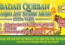 Ibadah Qurban 2016/1437H