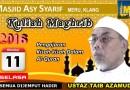 Kuliah Maghrib – Selasa 11 Okt 2016