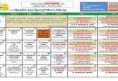 Jadual Kuliah/Pengajian Bulan Okt 2016