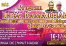 Prog Ihya' Ramadhan bersama SPRM