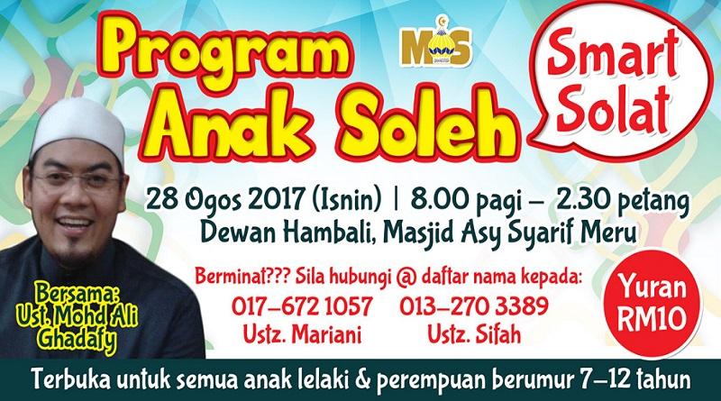 Program Anak Soleh (Smart Solat)