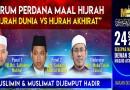 Forum Perdana Maal Hijrah 2017