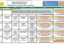 Jadual Kuliah/Pengajian Bulan Julai 2018