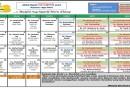 Jadual Kuliah/Pengajian Bulan Okt 2018