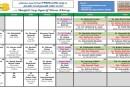 Jadual Pengajian/Kuliah Feb 2019