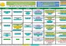 Jadual Kuliah Tazkirah Mei – Jun 2019