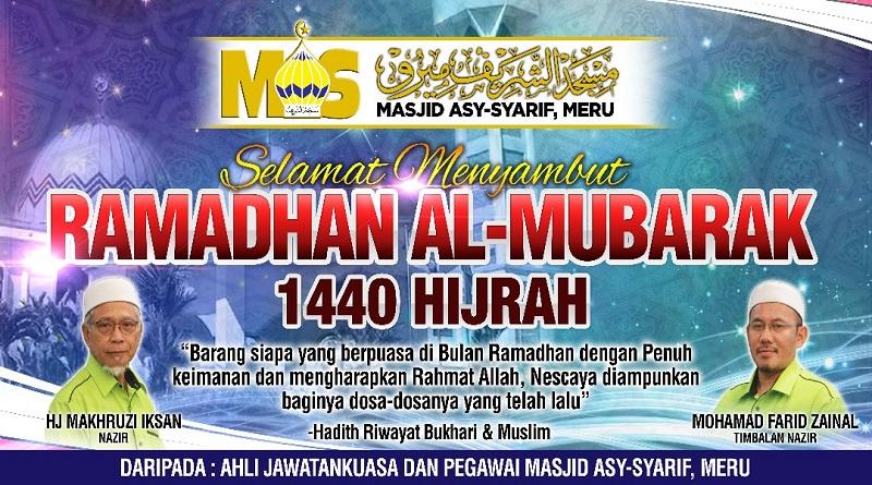 Ramadhan MAS 2019