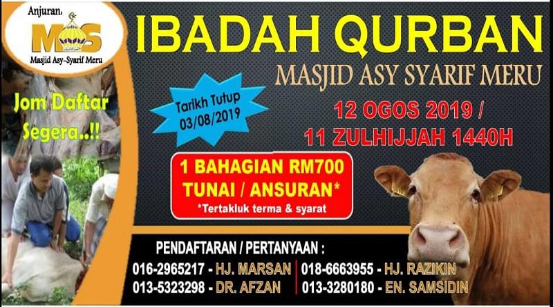 Qurban MAS 2019