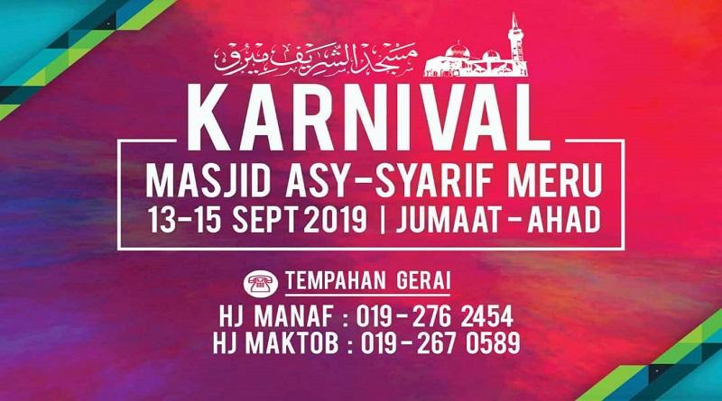 Karnival MAS Sept 2019