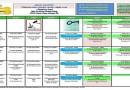 Jadual Kuliah/Pengajian Feb 2020